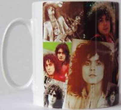 Taking Tea With Marc Bolan